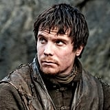 Is Gendry still rowing that boat?