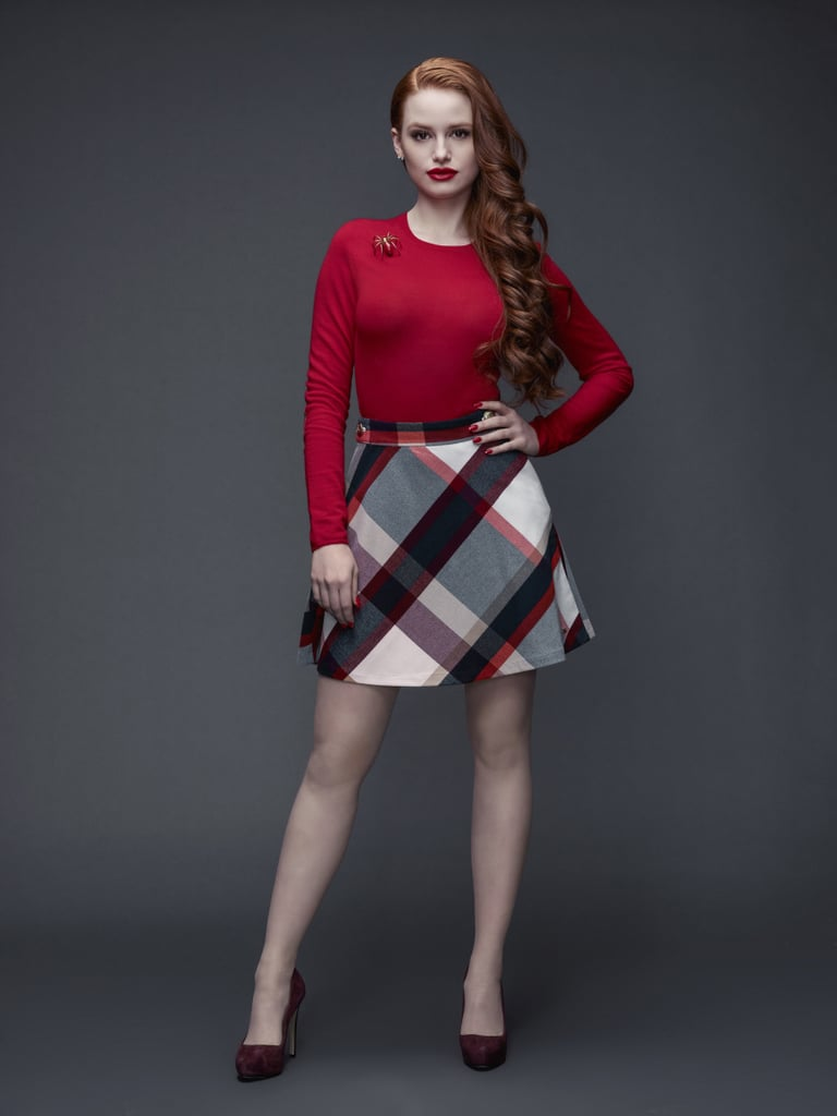 Riverdale Tv Show Characters In The Comic Books Popsugar Entertainment