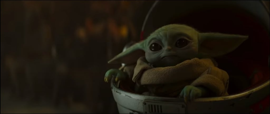 Baby Yoda in The Mandalorian Season 2 Trailer and Pictures