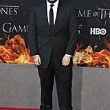 "John Bradley (Samwell Tarly): 5'8"""