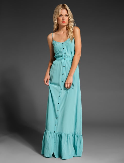 Twelfth Street by Cynthia Vincent Teal Maxi ($294)