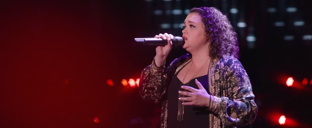 "Watch Brittney Allen Sing ""Dancing on My Own"" on The Voice"