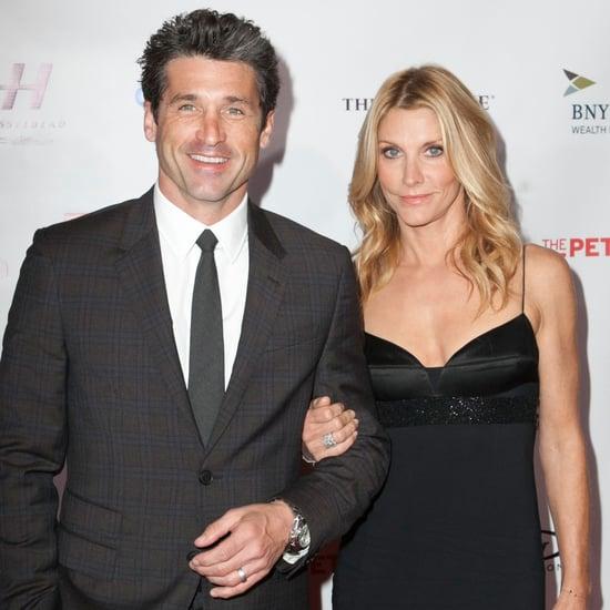 Patrick Dempsey's Wife Jillian Fink Files For Divorce