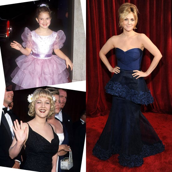 Pictures of Drew Barrymore Through the Years on Her Birthday