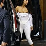 Kim Kardashian Out in Miami April 2016