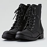 American Eagle Lace-Up Bootie