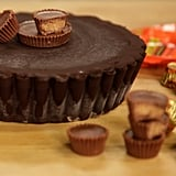 Giant No-Bake Peanut Butter Cup