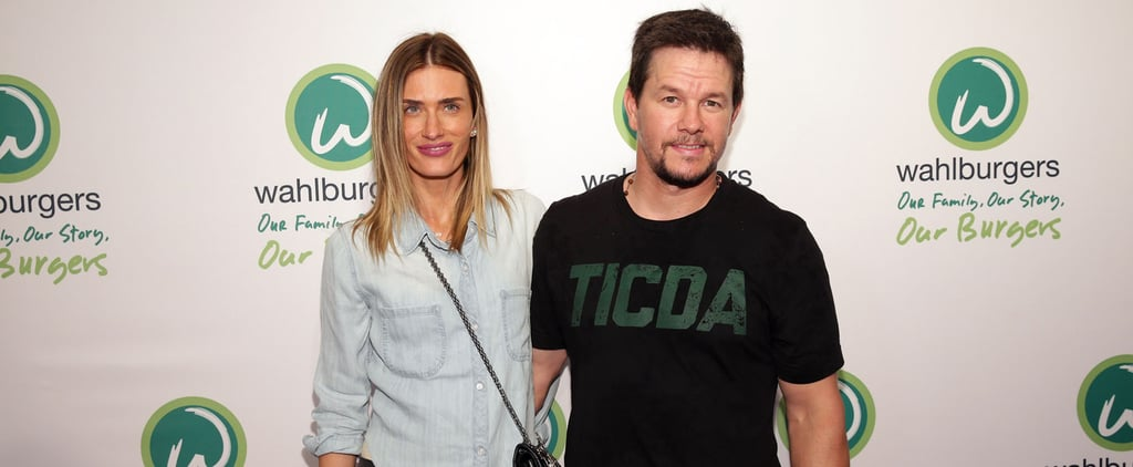 Mark Wahlberg Has a Family Night Out With His Wife and Brothers