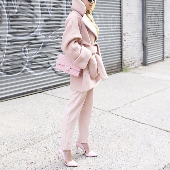 Pink Outfit Ideas and Inspiration
