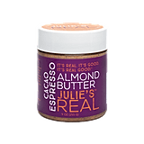 Julie's Real Cacao Espresso Almond Butter
