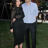 Julia Restoin-Roitfeld in Tom Ford, Robert Konjic