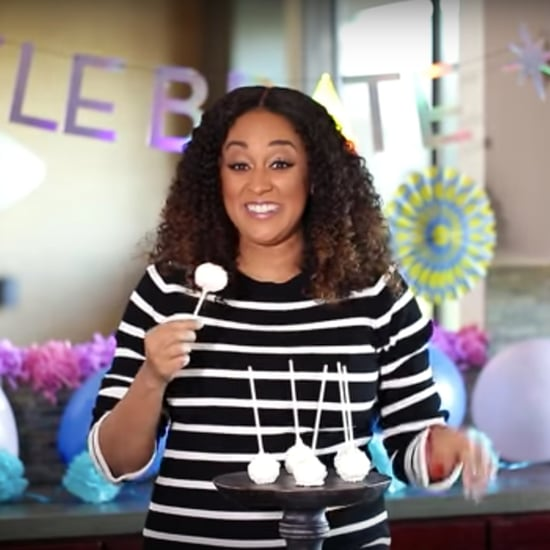 Tia Mowry's Gender Reveal