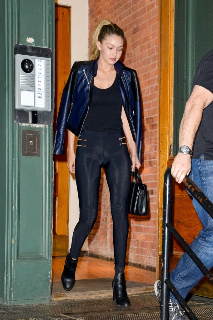 Gigi Hadid Just Proved Day-to-Night Dressing Is Ridiculously Easy