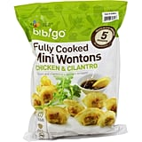 Bibigo Fully Cooked Chicken and Cilantro Mini Wontons ($11)