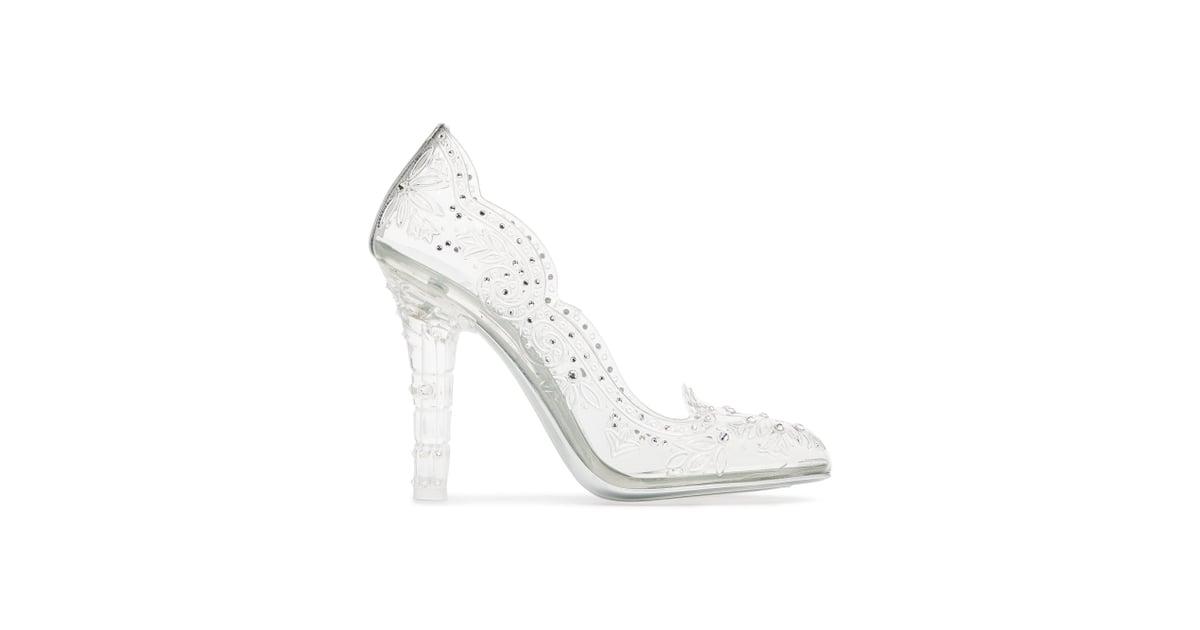 8c037103c88 Dolce   Gabbana Transparent Bette 105 PVC Crystal Pumps