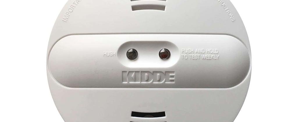Kidde Dual Sensor Smoke Detector Recall March 2018