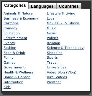 Website of the Day: Find Internet TV