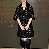 Winona Ryder attended the Marni at H&M Collection Launch at Lloyd Wright's Sowden House in LA.