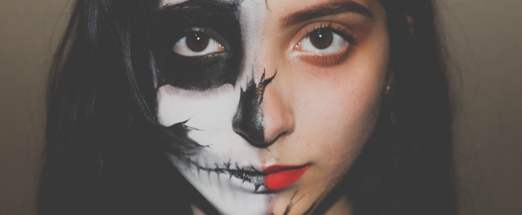 How to Remove Halloween Makeup
