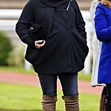 Zara Phillips, 2013