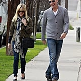 Reese Witherspoon and Jim Toth were out together in LA.