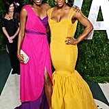 OK, so not a couple, but certainly one of the most skilled duos we know — the Williams sisters.