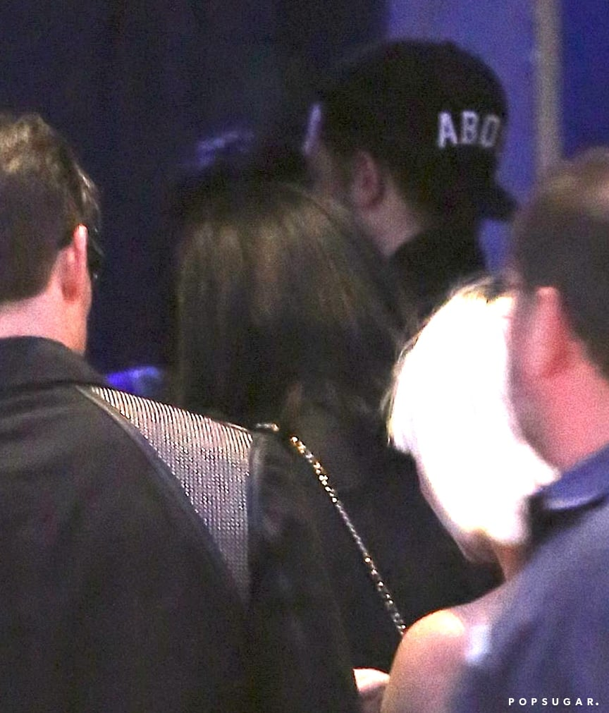 Robert Pattinson and Katy Perry arrived at a concert together in LA.