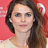 Keri Russell posed on the red carpet at the Austenland premiere.
