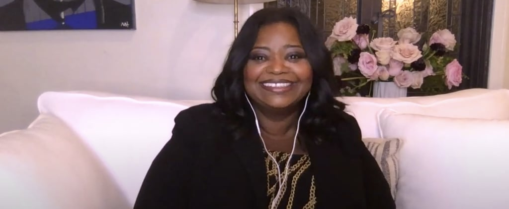 Octavia Spencer on Birthdays, Keanu Reeves, and Chris Evans