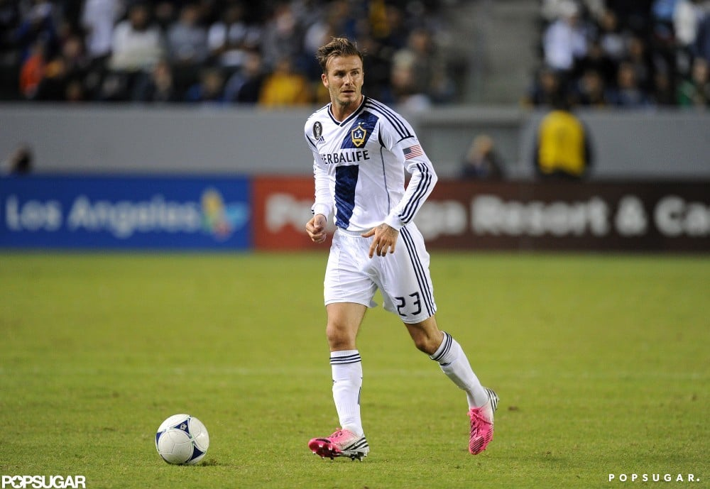 David Beckham Kicks Off the MLS Playoffs With a Win