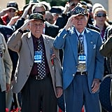 70th Anniversary of D-Day Event | Pictures