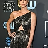 Charlize Theron at Critics' Choice Awards