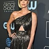 Charlize Theron at Critics' Choice Awards