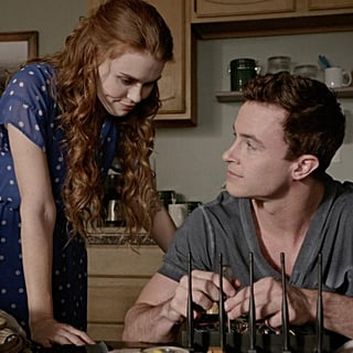Lydia and Parrish, Teen Wolf