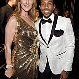 Pictured: Ludacris and Celine Dion