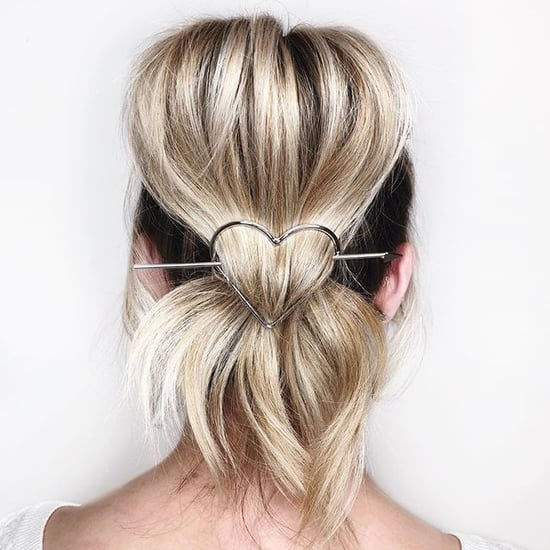 Barely-There Hair Clips For Summer