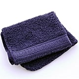 A Warm Washcloth