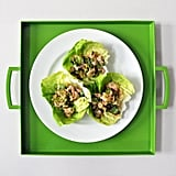 Larb Gai (Thai Chicken Lettuce Wraps)