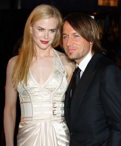 Nicole Kidman Pregnant