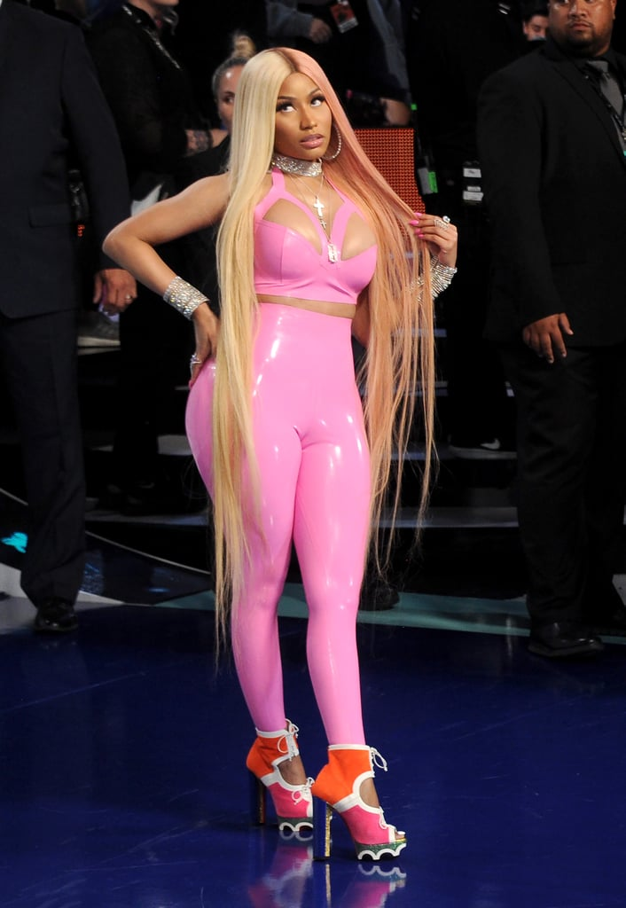 Pretty In Pink Nicki Nicki Minaj Halloween Costume Ideas