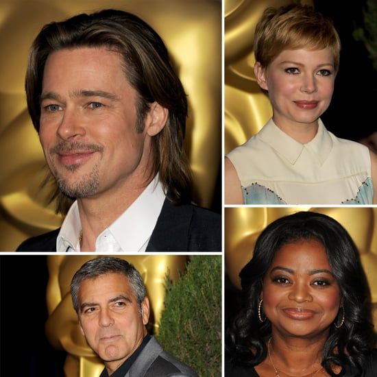 Best Quotes From the 2012 Oscar Nominees Luncheon