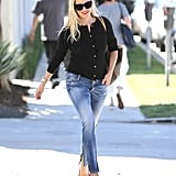 How to Wear Jeans: Reese Witherspoon