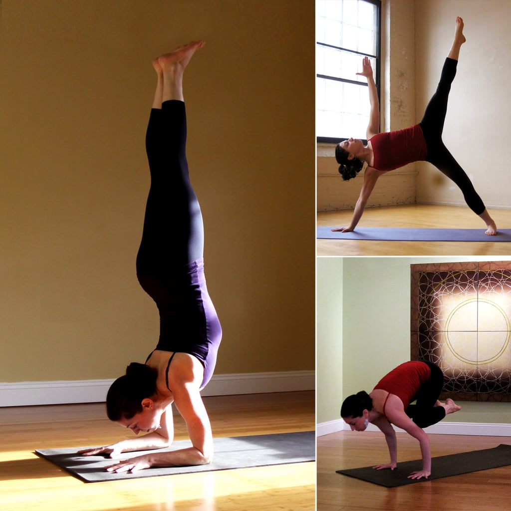 Yoga Poses That Require a Strong Core