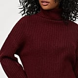 H&M Rib-Knit Turtleneck Sweater