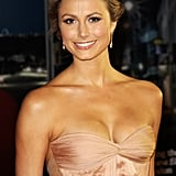 Stacy Keibler on the red carpet.