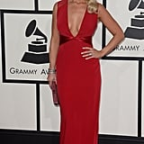 Miranda Lambert at the Grammys 2014