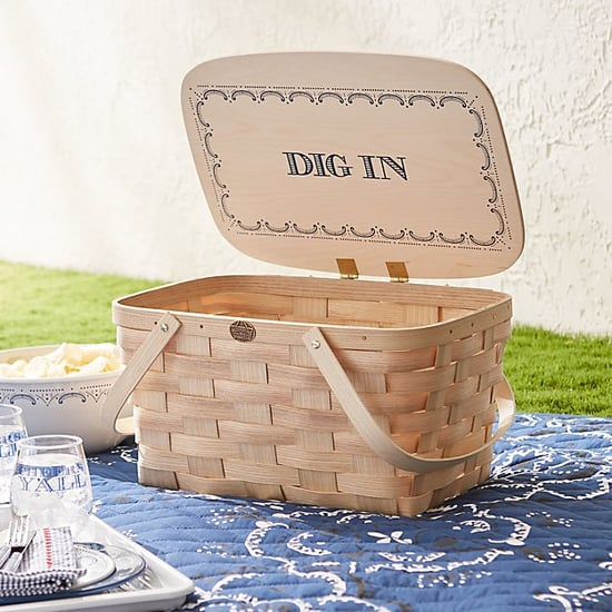 Cute Summer Picnic Baskets