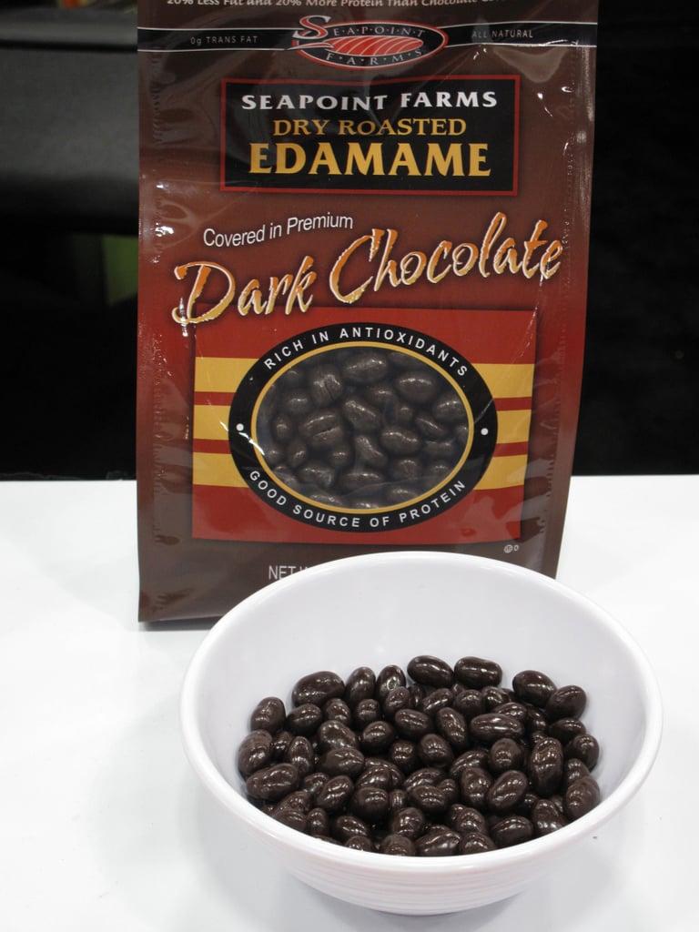 Chocolate-Covered Edamame