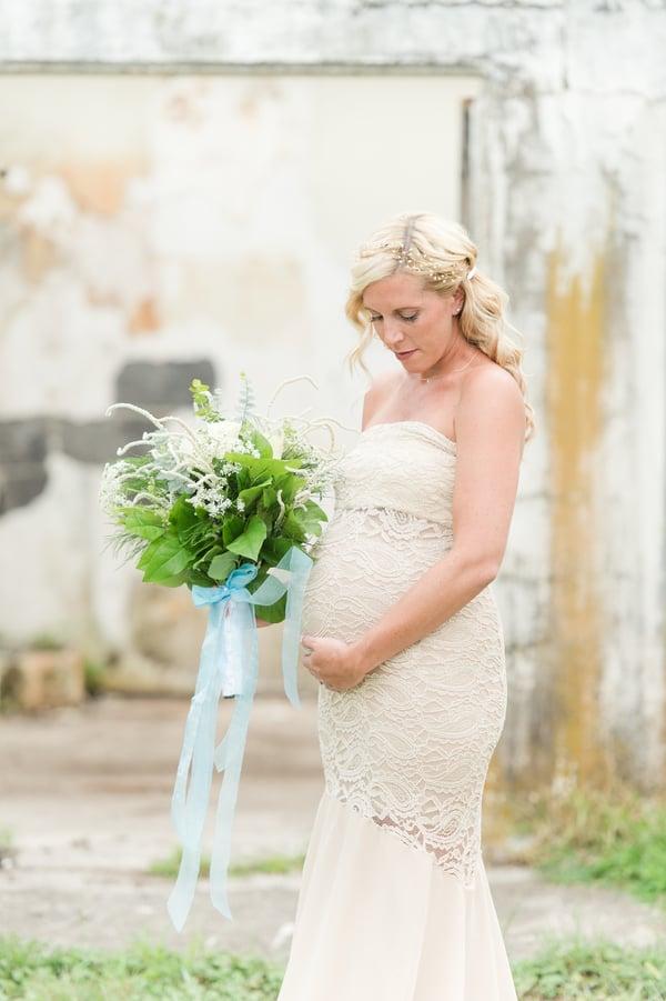 White Maternity Wedding Dresses 62 Fancy