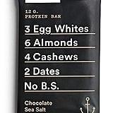 RXBAR Whole Food Protein Bar, Chocolate Sea Salt